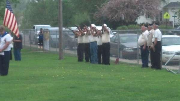 Browns Valley Memorial Service